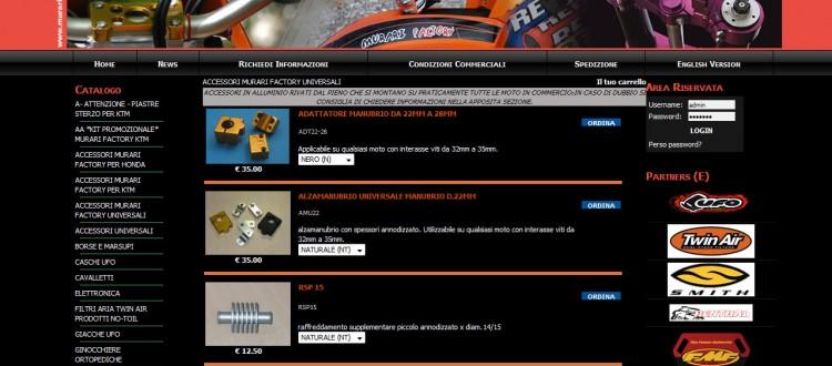 realizzazione siti internet murarifactory