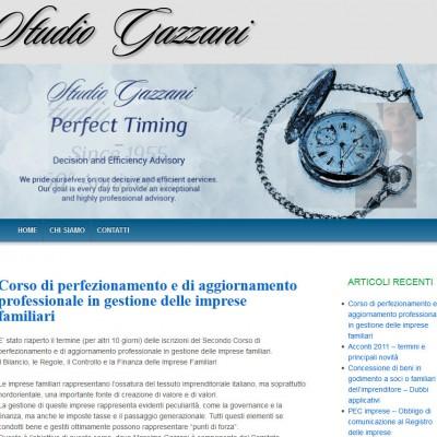 realizzazione siti internet studio gazzani